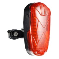 Bicycle Taillight GPS Tracker